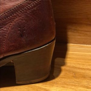Frye Jane leather boots